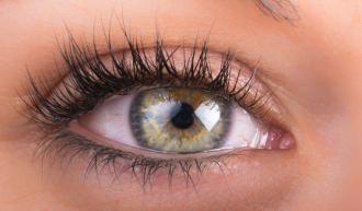 Grean eye